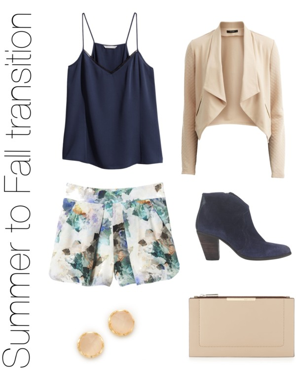 Summer to Fall Outfit Transition // www.thinkelysian.com