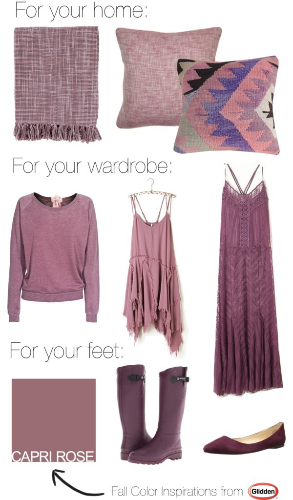 Fall Color Inspiration // thinkelysian.com