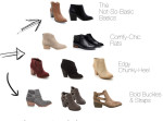 My Fall Essentials: Ankle Boots // www.thinkelysian.com