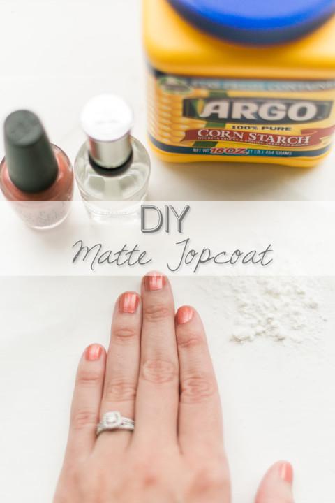 at home diy, nail polish, matte nail polish, do it yourself beauty