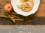 apple pie, mini, recipes, food blog, fashion blog,