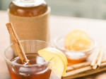 Cinnamon apple hot toddy, hot toddy, hot toddy for flu