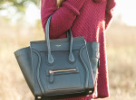 style blog, ootd, oversized sweater, leather leggings, celine