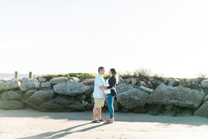 beach maternity photos, portrait session, maternity session, think elysian