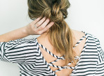 easy hairstyle, hair how-to, beauty blogger, easy undo, thinkelysian.com