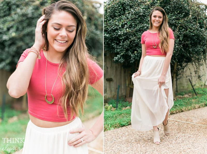 crop top flowy maxi, gypsy, boho, style blog bohemian fashion, thinkelysian.com