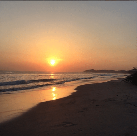 travel diary from Loren of Think Elysian - First day in Nicaragua