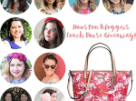 Houston blogger Coach purse giveaway! www.thinkelysian.com