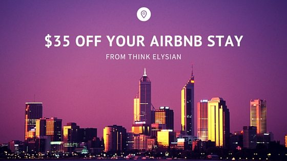 Save with Airbnb $35 Credit from Think Elysian // thinkelysian.com