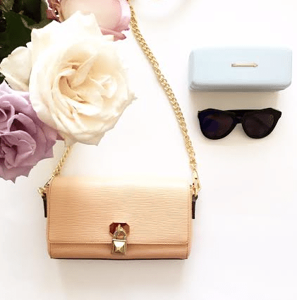 rebecca minkoff, designer purse, giveaway, win it, enter to win, karen walker, karen walker sunglasses, designer giveaway