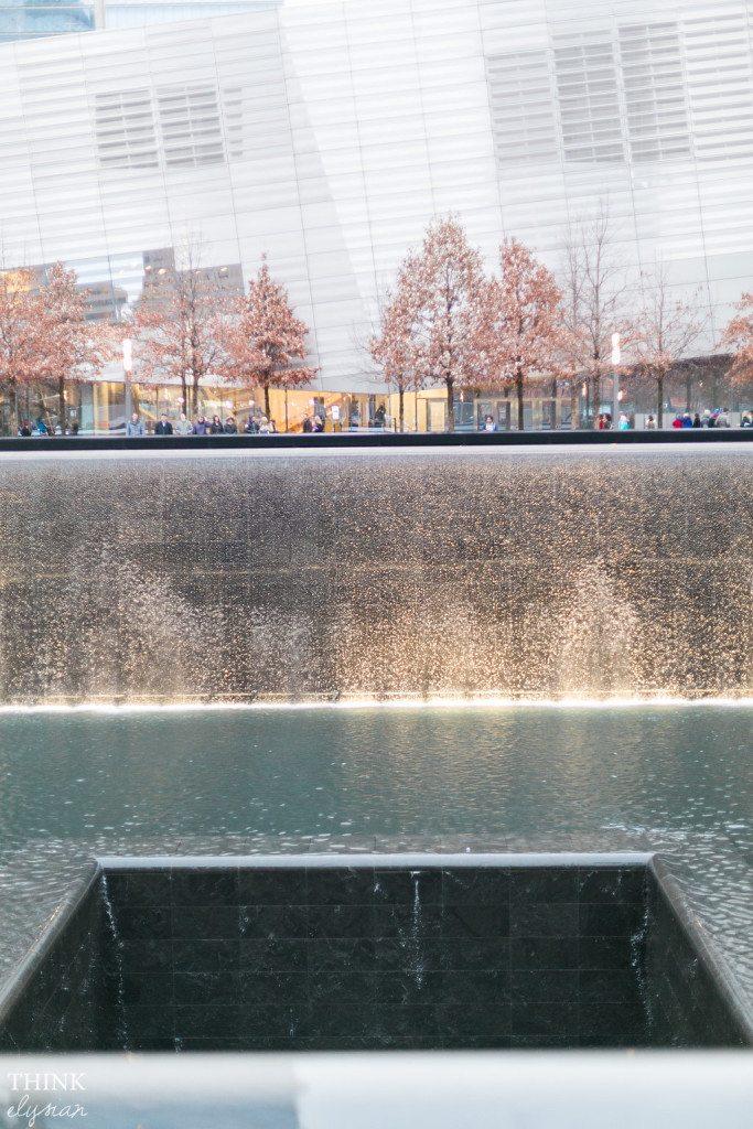 9/11 Ground Zero Memorial in New York City - Never Forget // www.thinkelysian.com