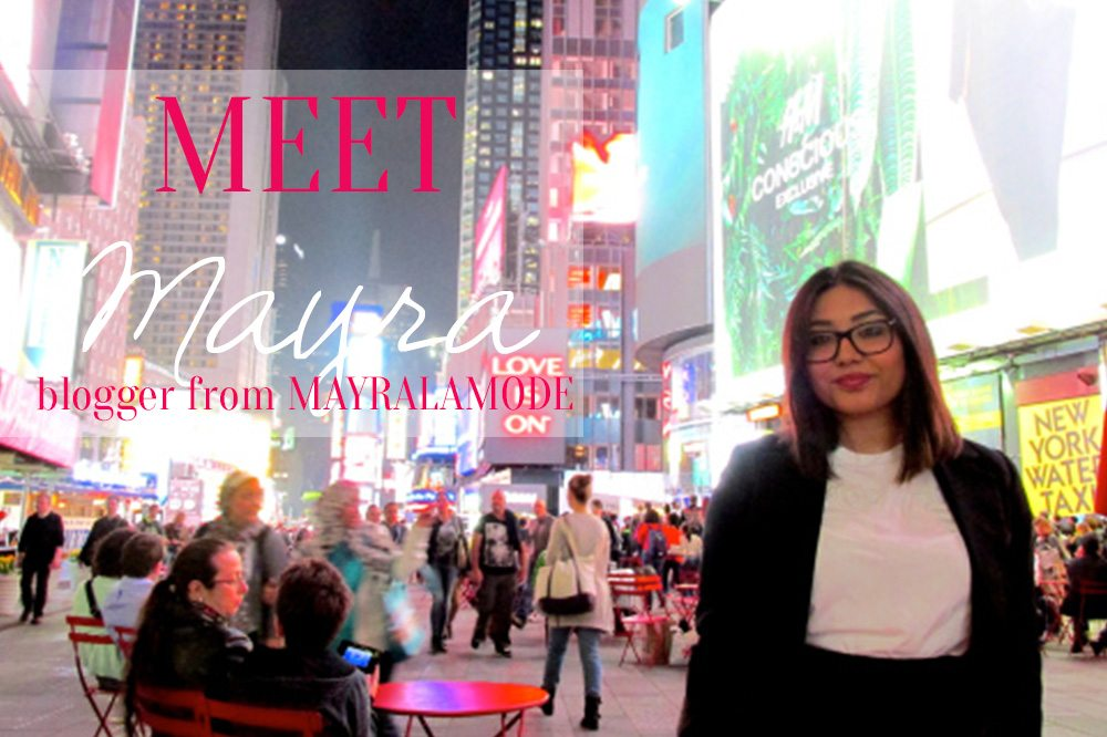 MAYRALAMODE Houston Fashion blogger Q&A