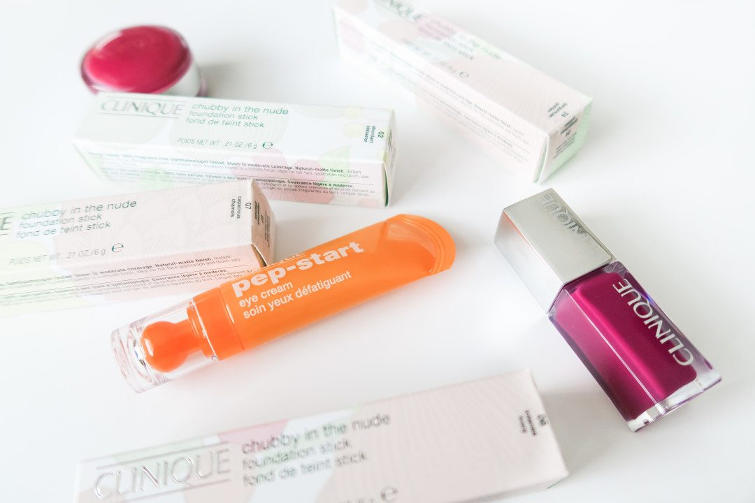 BEAUTY: My Clinique Make-up Essentials // www.thinkelysian.com