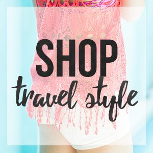 Shop my favorite travel style clothing for my traveling adventures // thinkelysian.com