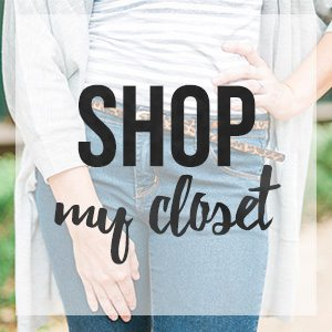 Shop my closet for great style and deals! // thinkelysian.com