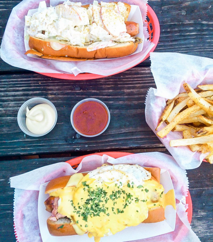 The Good Dog - Houston Hot Dog restaurant // Tourist in my Hometown thinkelysian.com