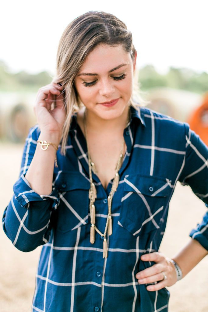 think-elysian-plaid-tunic-gold-tassel-necklace-fall-fashion-2