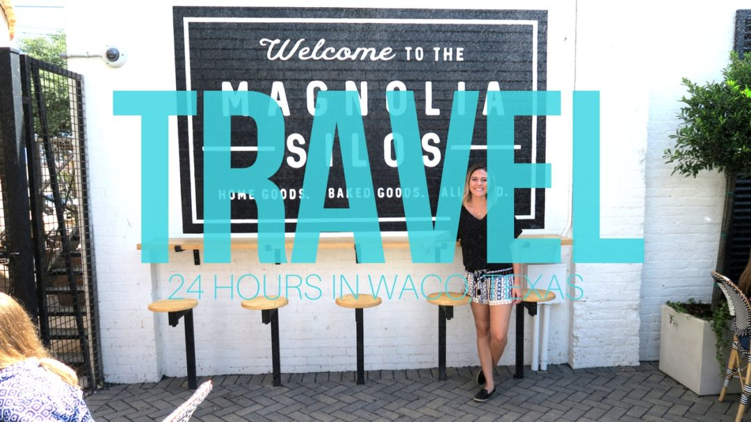 What to do in Waco, Texas when you only have 24 hours! See my travel vlog // thinkelysian.com
