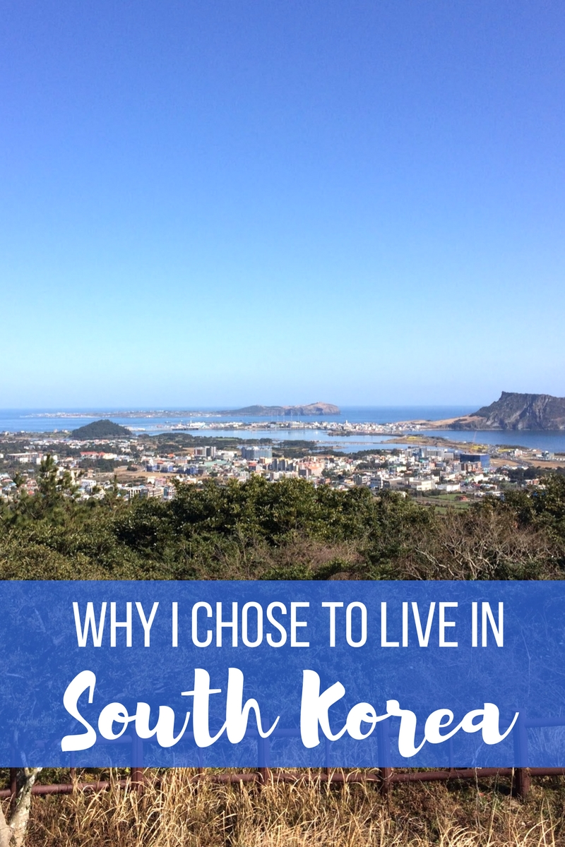 Why I chose to live in South Korea // thinkelysian.com